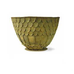 Capital Garden Fishscale Planter