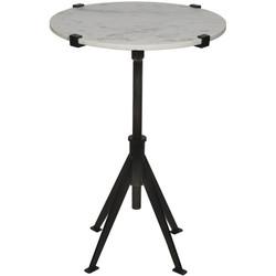 Edith Adjustable Side Table - Small