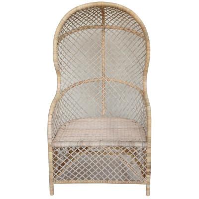 Gigi Chair - Rattan