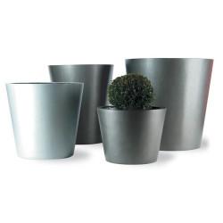 Capital Garden Geo Round Pot