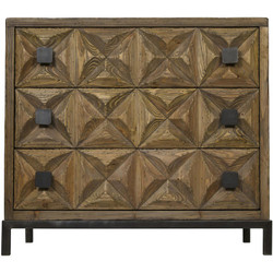 Jones 3 Drawer Sideboard