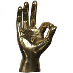 OK Sign - Brass