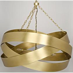 Orion Pendant - Antique Brass Finish