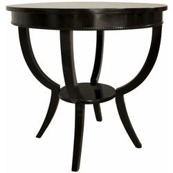 Scheffield Side Table - Black