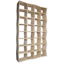 Zigzag Bookcase