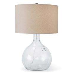 King Nine Glass Table Lamp