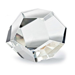 Large Crystal Dodecahedron