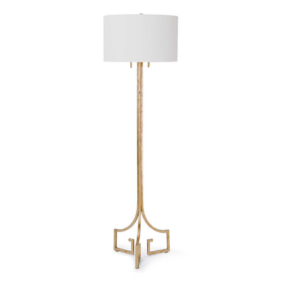 Le Chic Floor Lamp - Gold