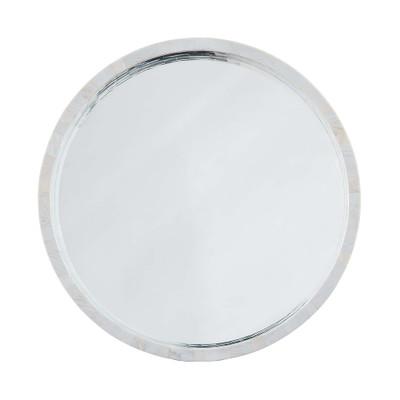 Mother of Pearl Mirror - Medium