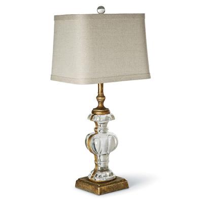 Parisian Glass Lamp