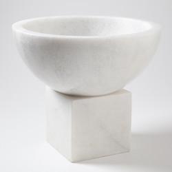 Elements Bowl on Tilt Block