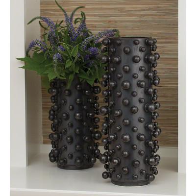 Molecule Vase - Graphite - Lg