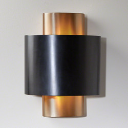 Nordic Gold Wall Sconce - Hardwired