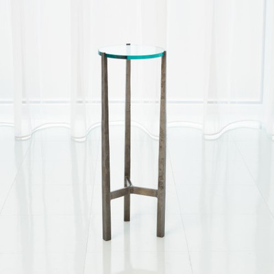 Oculus Table - Natural Iron