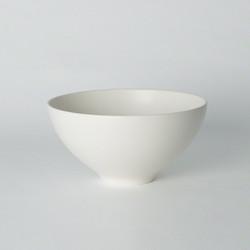 Palma Bowl - Matte White