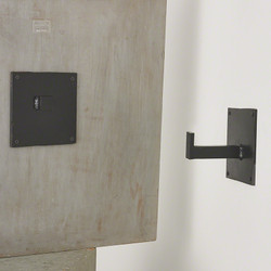 Rustic Panel Brackets