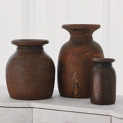 Village Milk Vessel - Lg