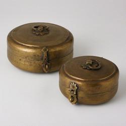 Vintage Chipati Box