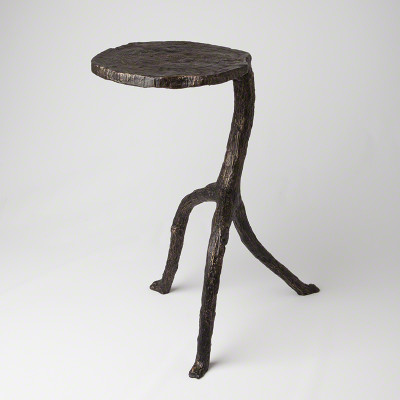 Walking Sticks Table - Bronze