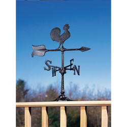 "24"" Rooster Accent Weathervane main image"