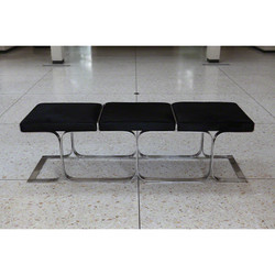 Airline Bench - Black Angus