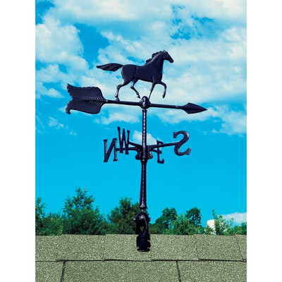 "24"" Horse Accent Weathervane main image"