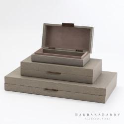 Alpen Box - Bark - Lg