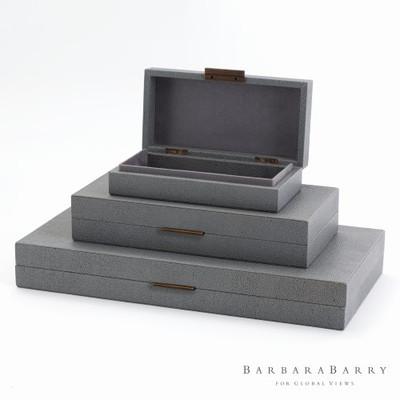 Alpen Box - Blau - Sm