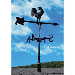 "30"" Rooster Accent Weathervane main image"