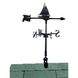 "30"" Sailboat Accent Weathervane main image"