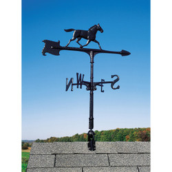 "30"" Horse Accent Weathervane main image"