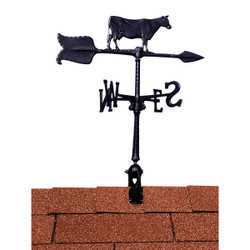 "24"" Cow Accent Weathervane main image"