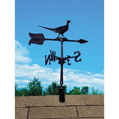 "24"" Pheasant Accent Weathervane main image"
