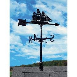 "30"" Clipper Accent Weathervane main image"