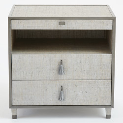 Argento Bedside Chest