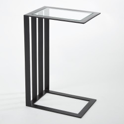 Cantilever Side Table - Bronze