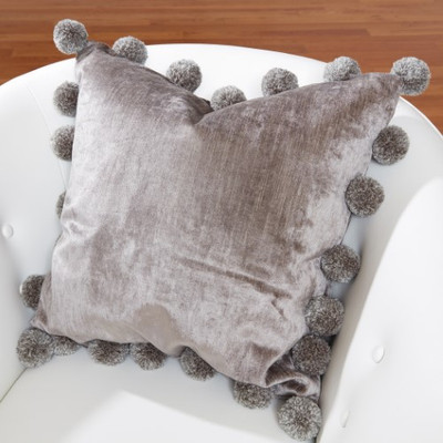 Cheer Pillow - Charcoal