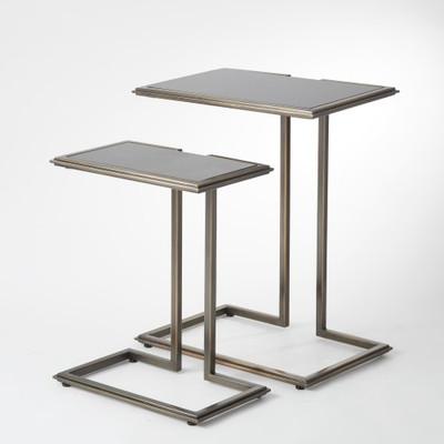 Cozy Up Table - Bronze Finish - Lg