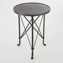 Directoire Table - Iron
