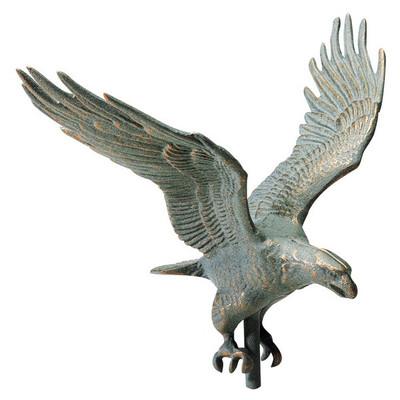 """30"""" Full-Bodied Eagle Weathervane image 2"""