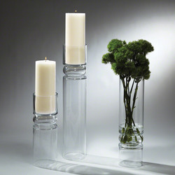 Flip Flop Candleholder/Vase - Lg