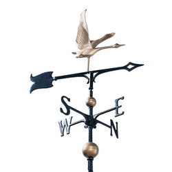 "30"" Full-Bodied Goose Weathervane main image"