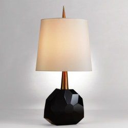 Gem Lamp - Polished Brass