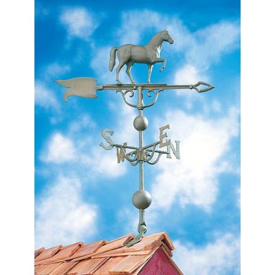 """46"""" Horse Weathervane image 2"""