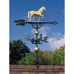 "46"" Horse Weathervane main image"