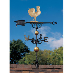 "46"" Rooster Weathervane main image"