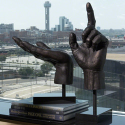 Hand Sculpture - Upward Hand