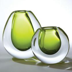 Ice Vase - Limeade - Lg