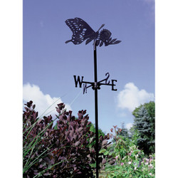 Butterfly Garden Weathervane main image