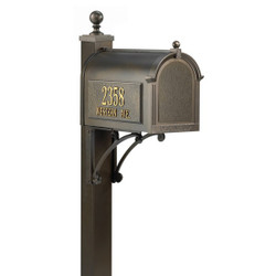 Capital Deluxe Mailbox Package main image